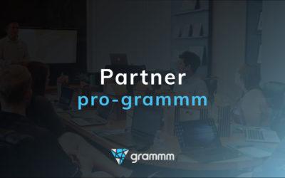 Presentation of the partner pro-grammm